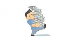 Boeken dragen_inleveren