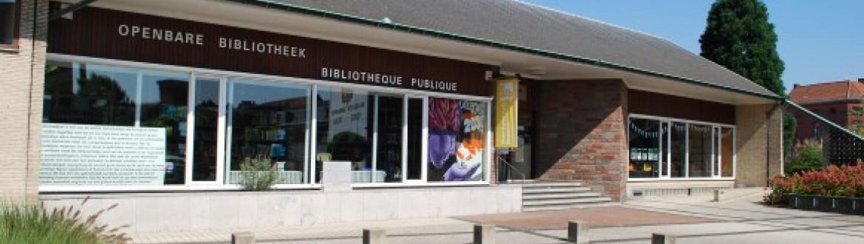 Bibliotheek Voorkant