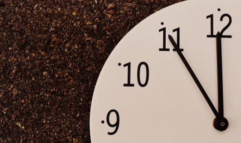 Herinnering klok 5 voor 12