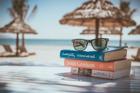 Zomer strand boeken